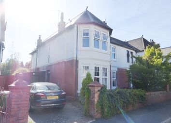 Thumbnail 4 bed semi-detached house for sale in Kingsland Road, Whitchurch, Cardiff