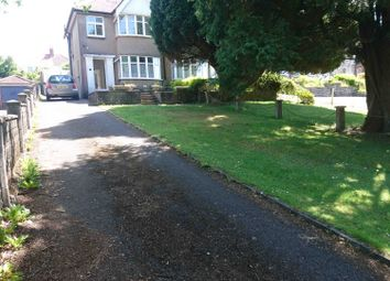 Thumbnail 1 bed semi-detached house to rent in Glan Yr Afon Road, Sketty, Swansea