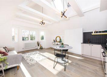 Aylestone Avenue, London NW6. 2 bed flat