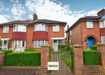 3 bed semi-detached house for sale in Bowes Road, Acton W3