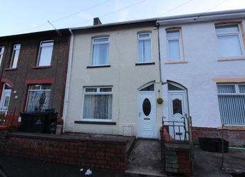 Thumbnail 2 bed terraced house to rent in Ash Street, Cwm, Ebbw Vale