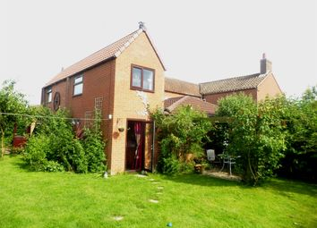 Thumbnail 3 bed semi-detached house for sale in Fen Road, Owmby-By-Spital, Market Rasen