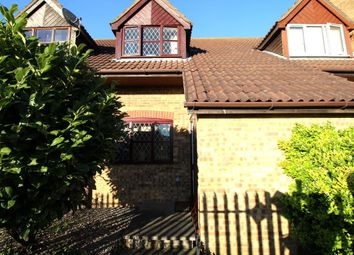 Thumbnail 2 bedroom terraced house to rent in Redwood Grove, Bedford