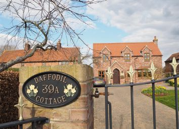 Thumbnail 4 bed detached house for sale in Daffodil Cottage, Long Bennington, Newark