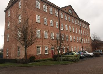 Thumbnail 2 bed flat to rent in Stockingers Court, Mill Lane, Loughborough
