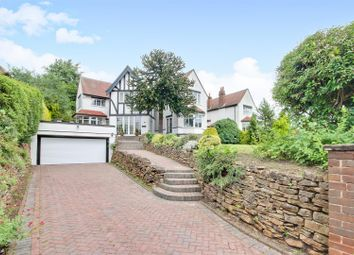 Thumbnail 5 bed detached house for sale in Derby Road, Bramcote, Nottingham