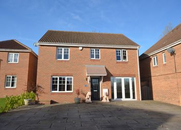 Thumbnail 4 bed detached house for sale in Champany Fields, Dodworth