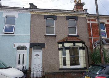 Thumbnail 2 bedroom terraced house for sale in Berwick Road, Easton, Bristol