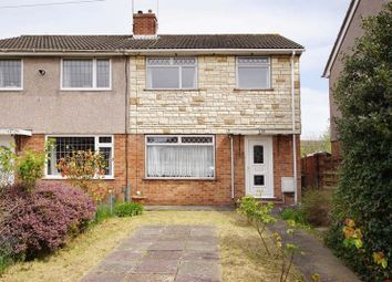 Thumbnail 3 bed semi-detached house for sale in Gordon Road, Bristol