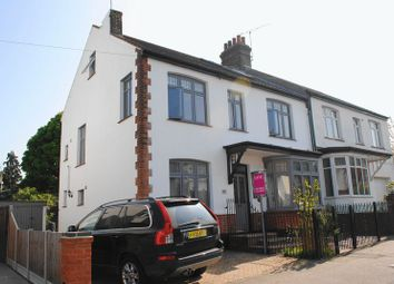 Thumbnail 5 bedroom semi-detached house for sale in Nelson Road, Leigh-On-Sea