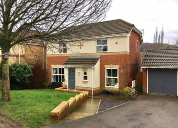 Thumbnail 3 bed detached house for sale in Badham Close, Castle View, Caerphilly