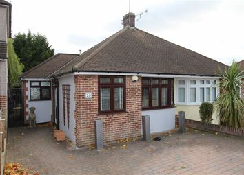 Thumbnail 2 bed semi-detached bungalow for sale in Harford Road, North Chingford, London