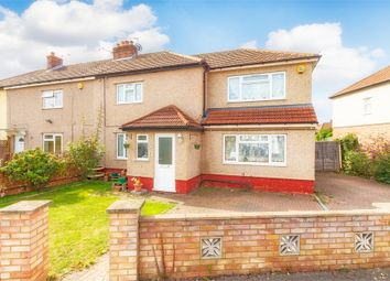 Thumbnail 5 bed semi-detached house for sale in Howard Avenue, Slough, Berkshire