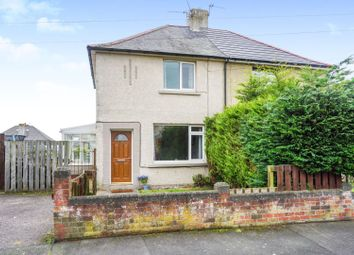 Thumbnail 2 bed semi-detached house for sale in St. Cuthberts Road, Berwick-Upon-Tweed