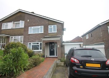 Thumbnail 3 bed semi-detached house for sale in Meadowfield Place, Plympton, Plymouth