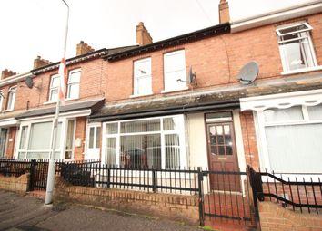 Thumbnail 3 bedroom terraced house for sale in Rosebery Road, Belfast