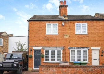 2 bed end terrace house for sale in School Road, East Molesey, Surrey KT8