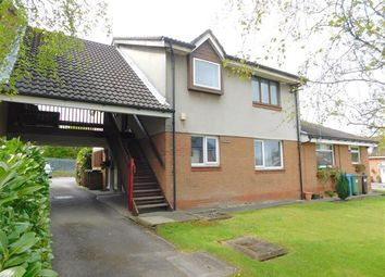 Thumbnail 1 bed flat for sale in Thornley Lane South, Stockport, Reddish