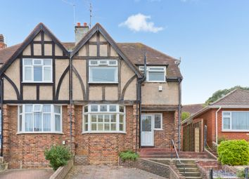 Thumbnail 3 bed semi-detached house to rent in Windlesham Close, Portslade