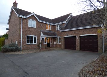 Thumbnail 5 bed detached house to rent in Farthingstones, Glinton
