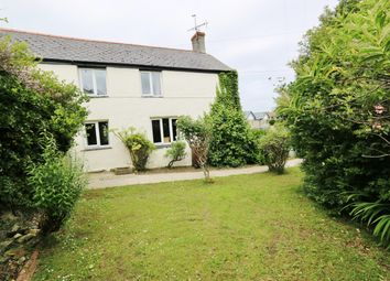 Thumbnail 5 bedroom farmhouse for sale in Treguerrian, Nr Watergate Bay