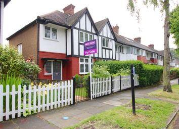 Thumbnail 3 bed semi-detached house for sale in Park Drive, Acton
