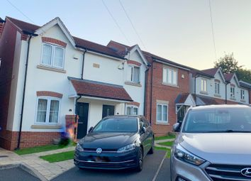 Thumbnail 2 bed end terrace house to rent in Hornsea Road, Oakwood, Derby