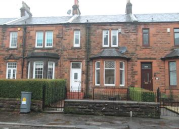 Thumbnail 3 bed terraced house for sale in Thomson Avenue, Johnstone