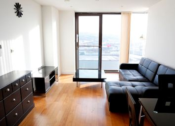 Thumbnail 2 bedroom flat for sale in City Loft, St Pauls Apartments, Sheffield