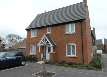 Thumbnail 3 bed end terrace house for sale in Harebell Court, Lutterworth