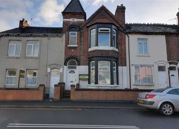 Thumbnail 3 bed terraced house for sale in London Road, Penkhull, Stoke-On-Trent
