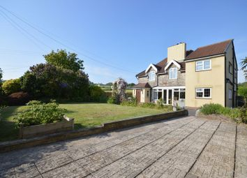Thumbnail 4 bed detached house for sale in Redhill, Bristol