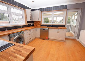 Thumbnail 3 bedroom detached bungalow for sale in Bettescombe Road, Rainham