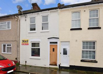 Thumbnail 2 bed terraced house for sale in First Avenue, Chatham, Kent