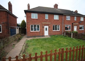 Thumbnail 3 bed semi-detached house to rent in Worcester Road, Stapenhill, Burton-On-Trent