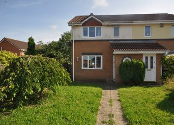 Thumbnail 2 bed semi-detached house for sale in Gleneagles Close, Heswall, Wirral