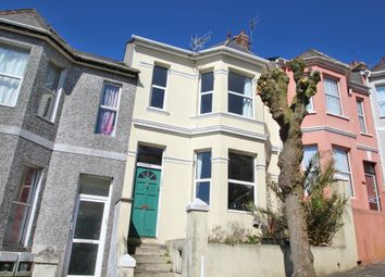 Thumbnail 1 bed flat to rent in Bradley Road, Plymouth