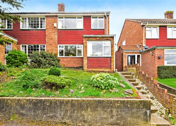 Thumbnail 4 bed semi-detached house for sale in Riverview Road, Greenhithe, Kent