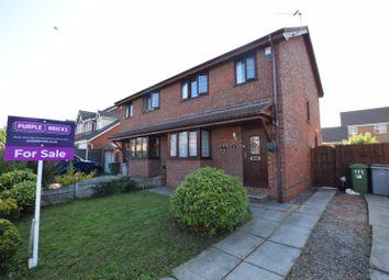 Thumbnail 3 bed semi-detached house for sale in Millhouse Lane, Moreton
