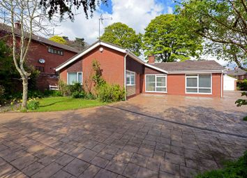 Thumbnail 4 bed detached bungalow for sale in Sytche Close, Much Wenlock