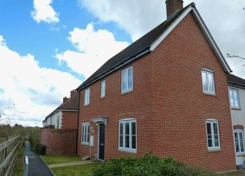 Thumbnail 3 bed terraced house for sale in Pouncette Close, Amesbury, Salisbury