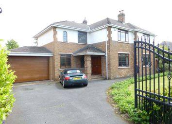 Thumbnail 4 bed detached house for sale in Hardhorn Road, Poulton-Le-Fylde