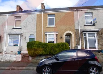 Thumbnail 2 bed terraced house to rent in Bayview Terrace, Brynmill, Swansea.