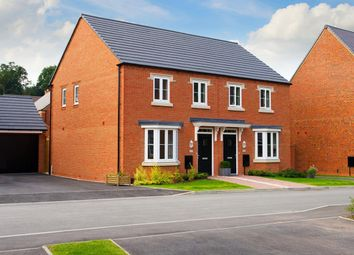 Thumbnail 3 bed semi-detached house for sale in Doseley Park, Dosley, Telford