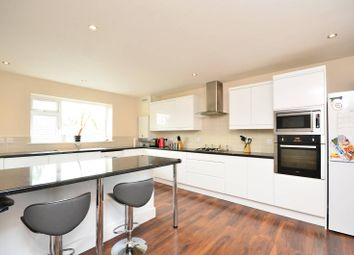 Thumbnail 4 bed maisonette to rent in Guildford Road, Bisley