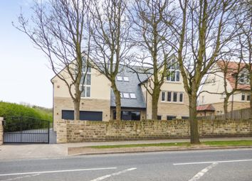 Thumbnail 6 bed detached house for sale in Fixby Road, Fixby, Huddersfield