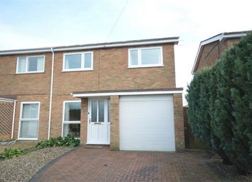 Thumbnail 3 bed semi-detached house for sale in New Road, Hethersett, Norwich