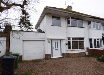 Thumbnail 3 bed semi-detached house for sale in Mary Armyne Road, Orton Longueville