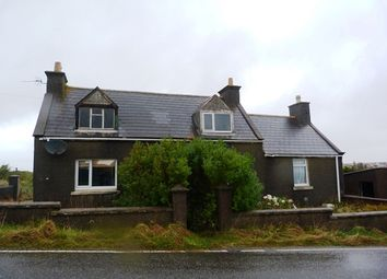 Thumbnail 3 bedroom detached house for sale in Point, Isle Of Lewis