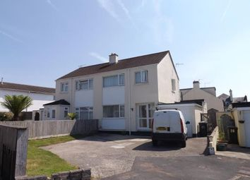 Thumbnail 3 bed semi-detached house for sale in Kingsteignton, Newton Abbot, Devon
